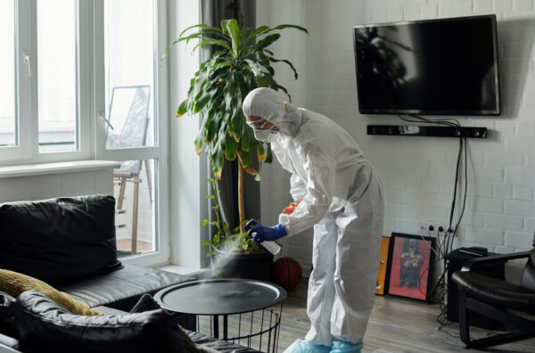 Cleaning With Hydrogen Peroxide Tips